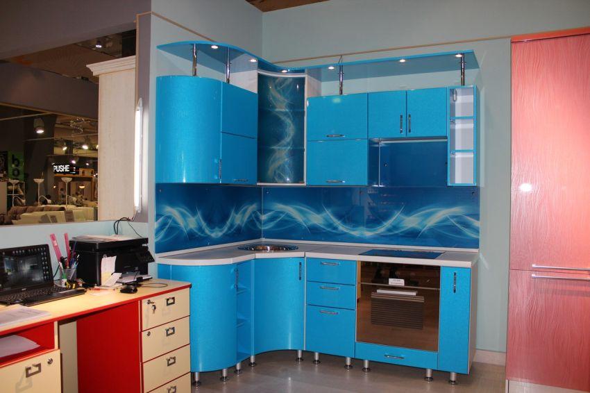 кухни фото киров